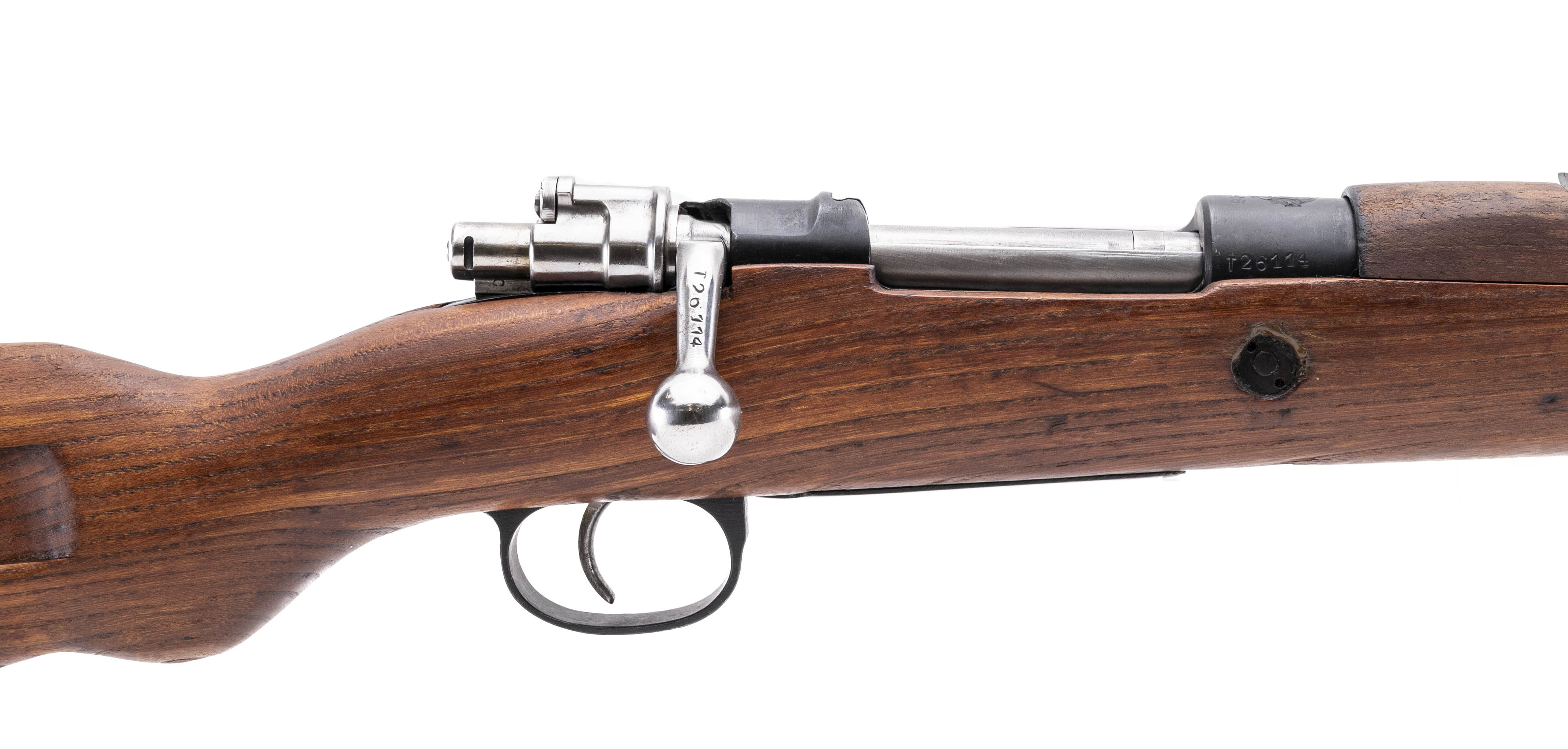 M48 8mm rifle yugoslavian mauser Yugo M48