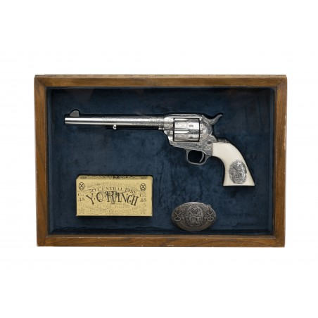 Colt Y.O. Ranch Commemorative Single Action (COM2497)