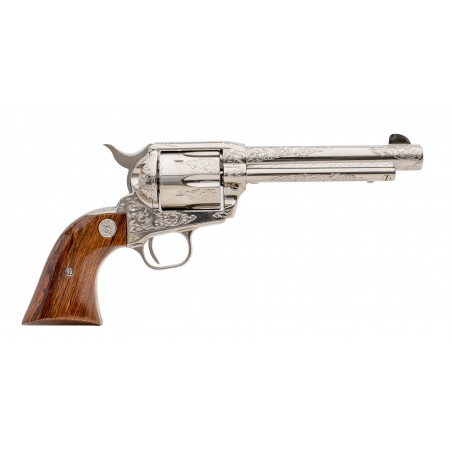 Colt Factory Engraved Single Action Army 3rd Gen .44 Special (C16872)