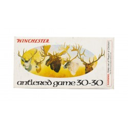 Winchester Antlered Game...