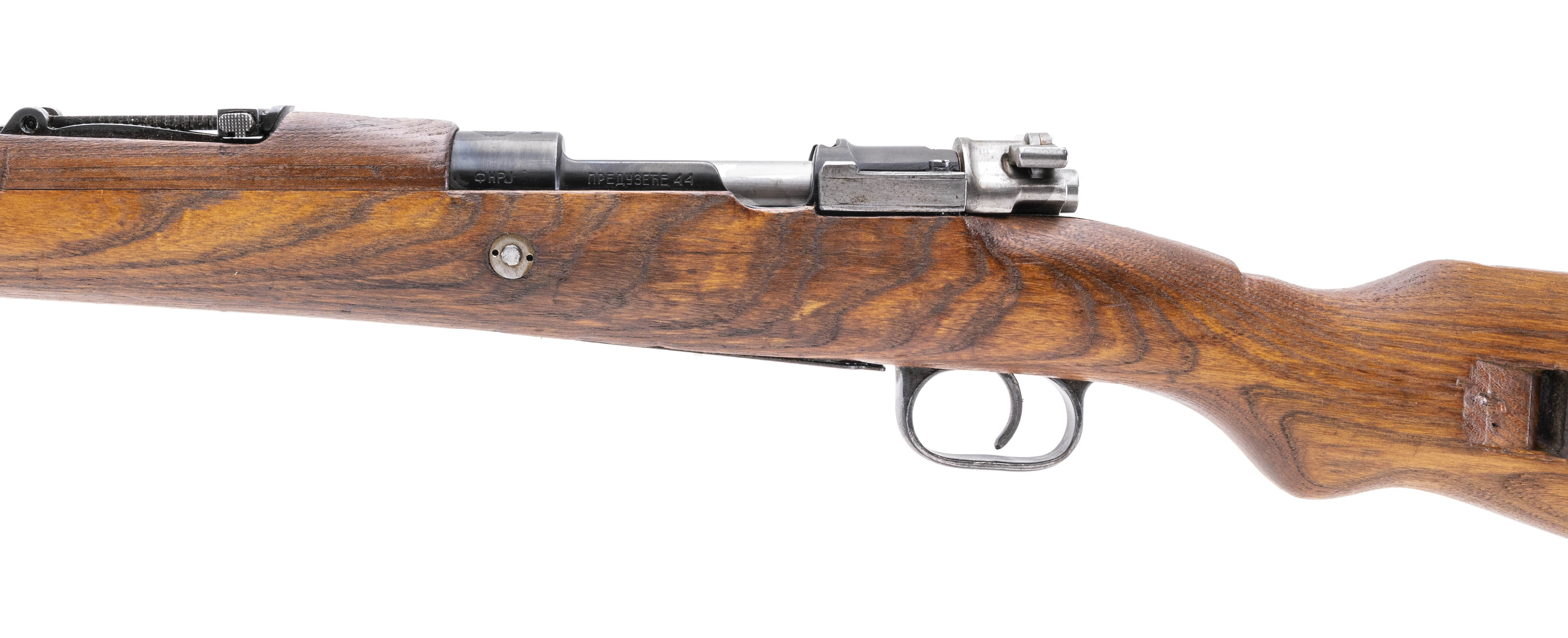 M48 mauser yugo Collecting and