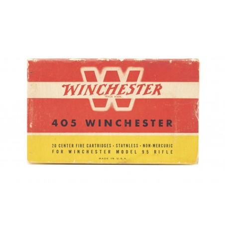 Winchester .405 Winchester 300 Grain Vintage Ammunition (AM22)