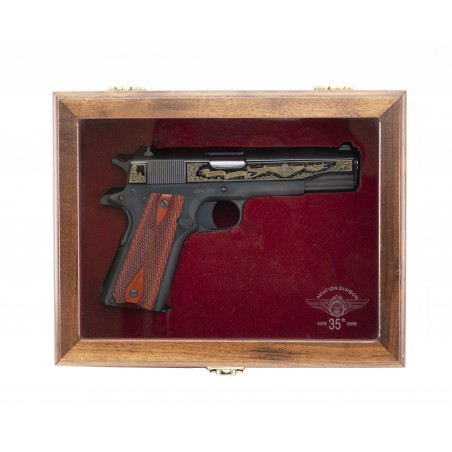 35th DEA Anniversary Colt Government .45 ACP Commemorative (COM2499)