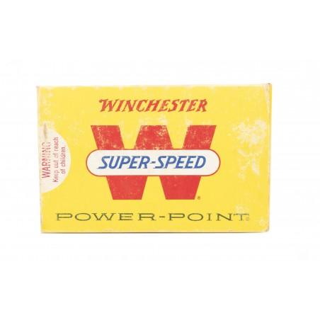 Winchester Super Speed .338 Winchester Magnum 200 Grain Vintage Ammunition (AM24)