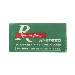 Remington Kleanbore 350...