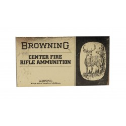 Browning .308 Winchester...