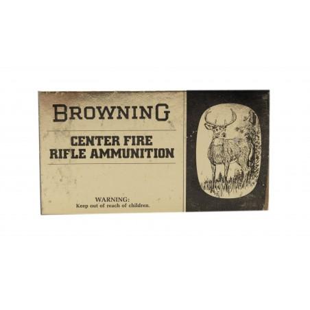 Browning .308 Winchester 180 Grain Vintage Ammunition (AM35)