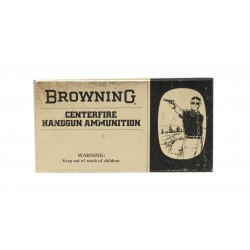 Browning .32 Automatic...