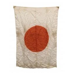 Japaneses WWII Silk Flag...