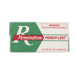 Remington Kleanbore .17...