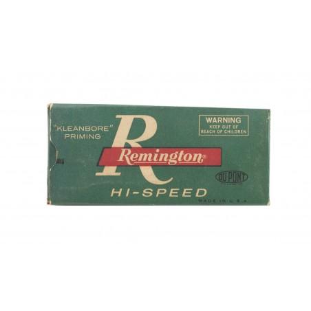 Remington Kleanbore .221 Remington Fireball 50 Grain Vintage Ammunition (AM43)