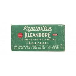 Remington Kleanbore .32...
