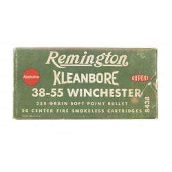 Remington Kleanbore .38-55...