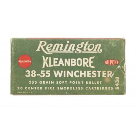 Remington Kleanbore .38-55 Winchester 255 Grain Vintage Ammunition (AM51)