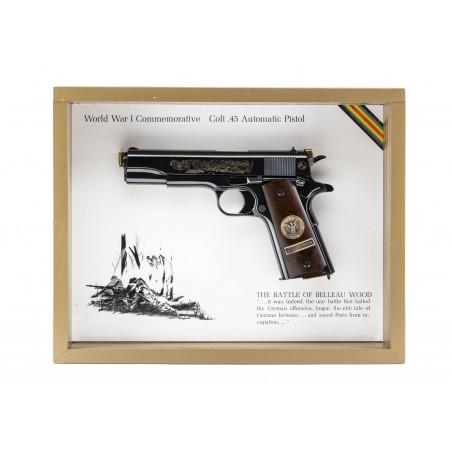 WWI Belleau Wood Commemorative Colt Government .45 ACP (COM2505)