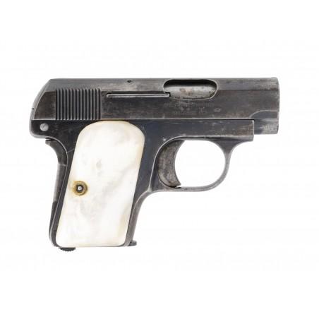 Colt 1908 Pocket Hammerless .25 ACP (C16823)