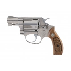 Smith & Wesson 60-7 .38...