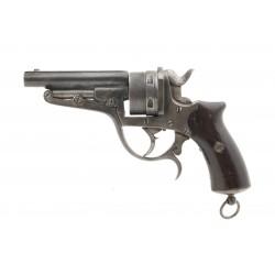 Belgian Galand Revolver...