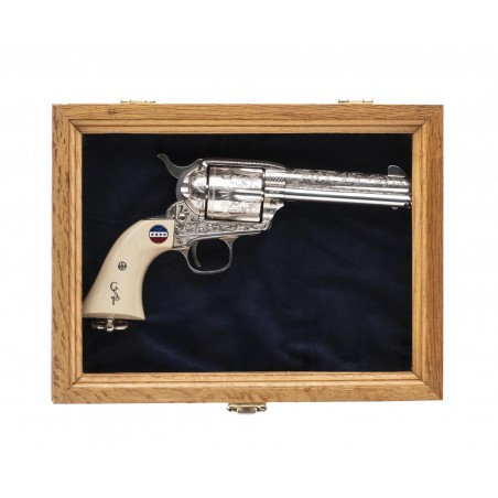 George Patton Commemorative Single Action Revolver (COM2492)