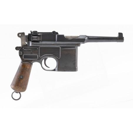 Mauser Bolo Broomhandle 30 Mauser (PR52838)