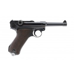 Mauser Police Luger 9mm...