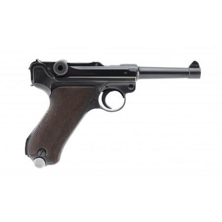 Mauser Police Luger 9mm (PR52846)