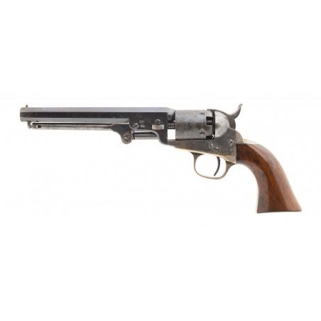 Colt 1849 Pocket Australian Retailer Marked .31 Caliber Revolver (C13273)