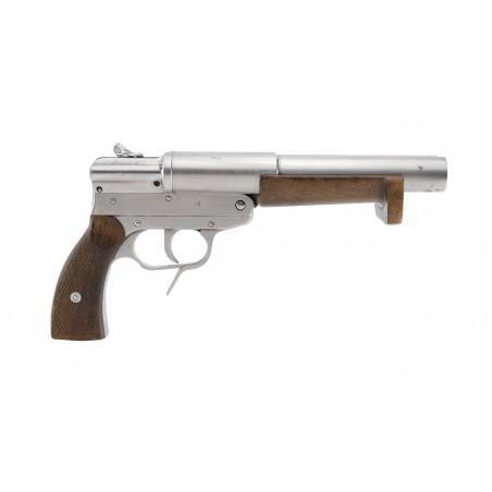 Rare German Kreigsmarine SLD Double Barrel Flare Pistol (MM1372)