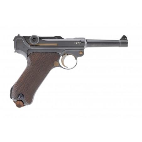 DWM WWI Luger 9mm (PR52847)