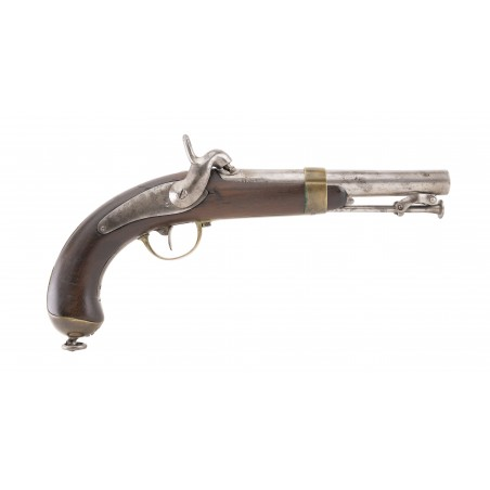 French Model 1837 Naval and Marine Pistol (AH6412)