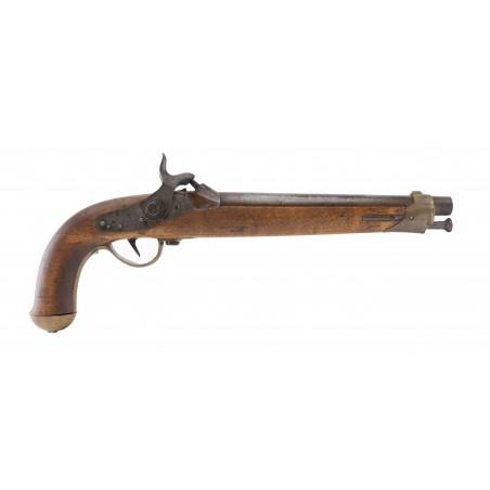 Danish Percussion Model 1846 Artillery Pistol (AH6449)