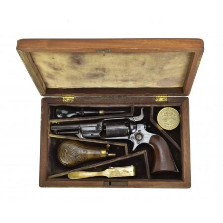 Colt Root Sixth Model .31 Caliber Percussion Revolver (C15754)