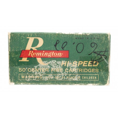 Remington Kleanbore 22 Remington Jet Mag 40 Grain Vintage Ammunition (AM57)
