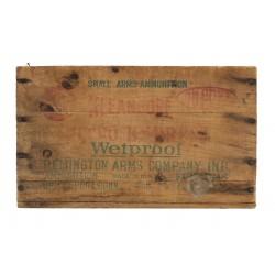 Wooden Case Remington...