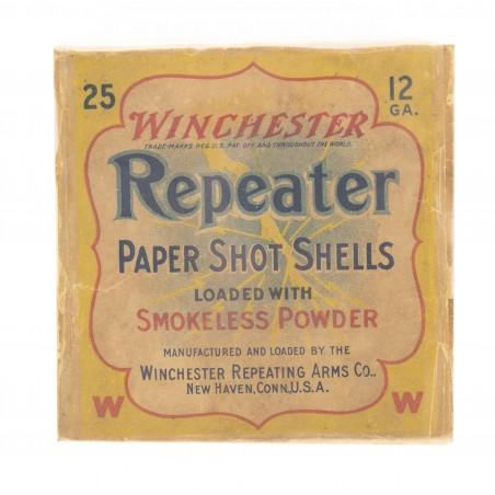 Winchester Repeater 12 Gauge Vintage Ammunition (AM73)