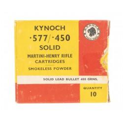"Kynoch 577""/450"" Solid..."