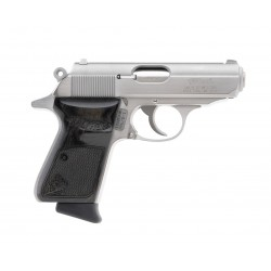 Walther PPK/S-1 .380 ACP...
