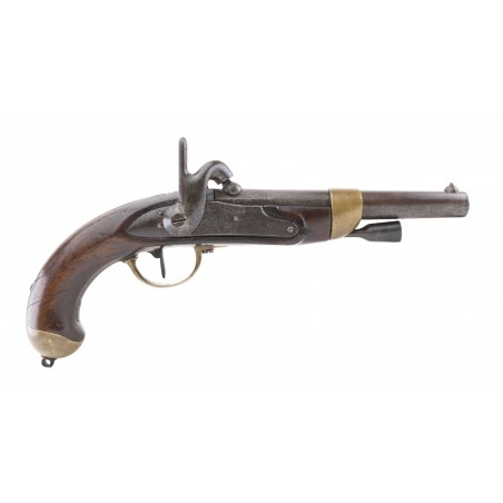 French Model 1822 BIS Percussion Pistol (AH6162)