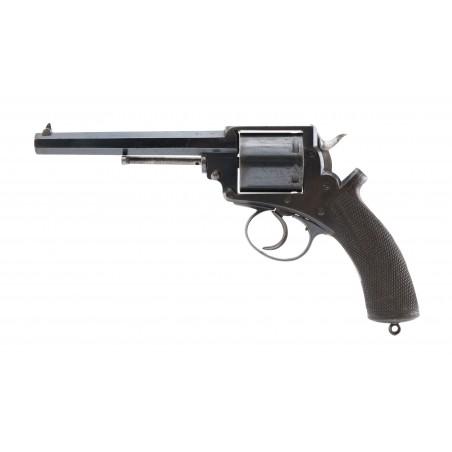 Fine Adams 450 Caliber Cartridge Revolver (AH6478)