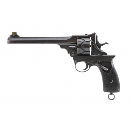 Rare Webley Fosbery Automatic Revolver (PR52920)