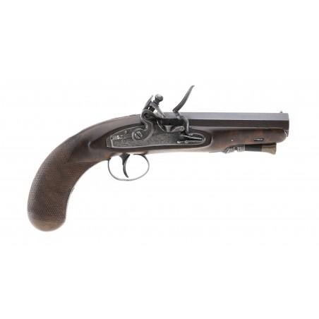 British Coat Pistol by M&R Anglin (AH6359)