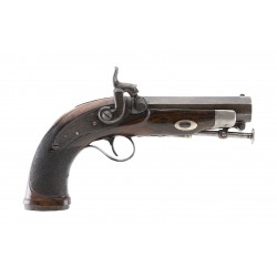 Percussion Coat Pistol by...