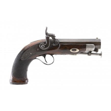 Percussion Coat Pistol by Mills (AH6362)