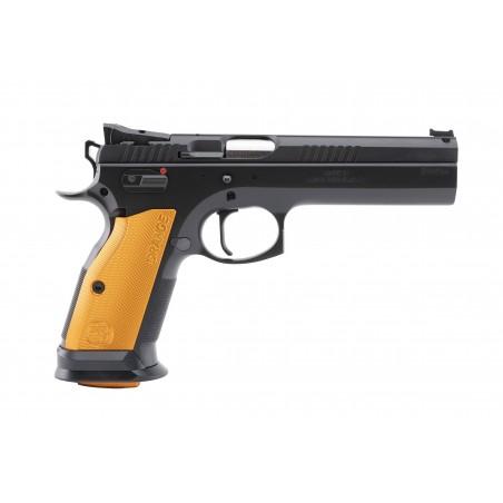 CZ Tactical Sport Orange 9mm (NGZ51) New