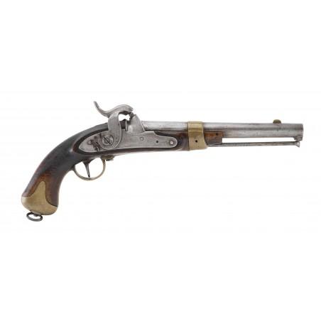 Swedish Model 1845 Navy Pistol (AH6482)