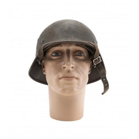 German M35 Heere Helmet with Field Repaint (MM1376)