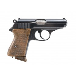 Early Walther PPK .32 ACP...