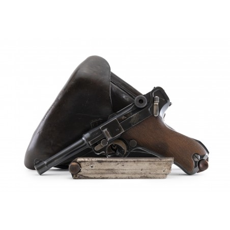 DWM 1916 Dated Luger Rig 9MM (PR53121)