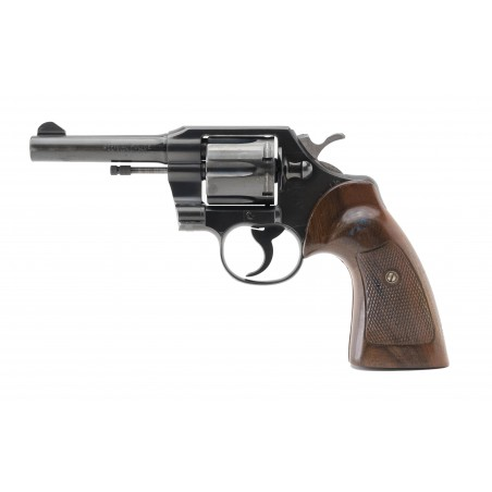 Colt Official Police .38 Special (C16857)