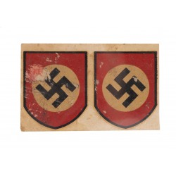 German WWII Decal Unissued...